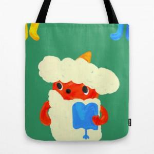 Baby demon TOTE Bag