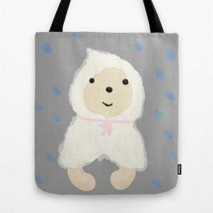 Alternative rain wear TOTE Bag