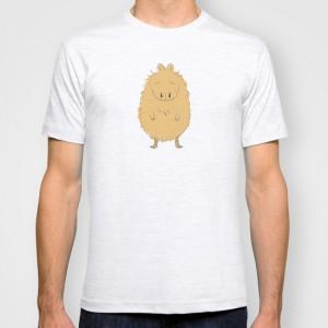 Thinking Capybara T-shirt