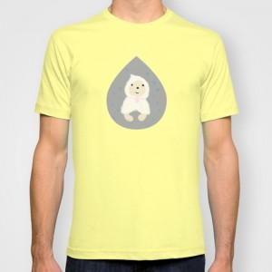 Alternative rain wear T-shirt