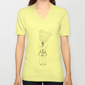 LOLO THE JACK RUSSELL TERRIER T-shirt