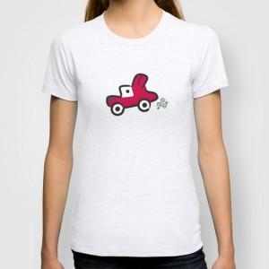 FUN DRIVE DOG CAR T-shirt